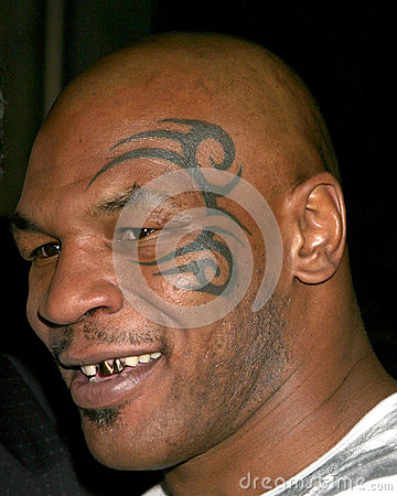 Free Mike Tyson Royalty Free Stock Photos - 26358368
