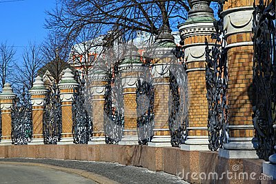 Mikhailovsky Garden Fence