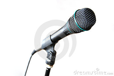Mikrofonprofessionell
