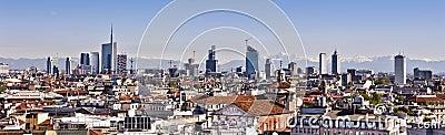 Milan 2012: new skyline