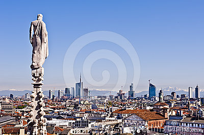 Milan, 2012: new skyline