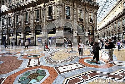 Milan Editorial Image