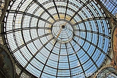 Milan arcade