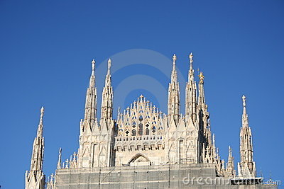 Milan Cathedral (Dome in Milan)