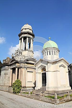 Milan - Monumental Cemetery