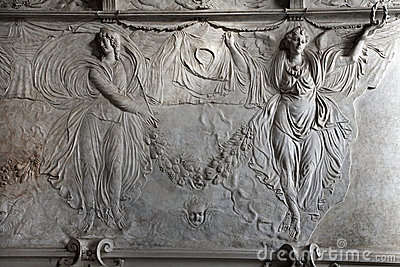 Milan - relief of agnels