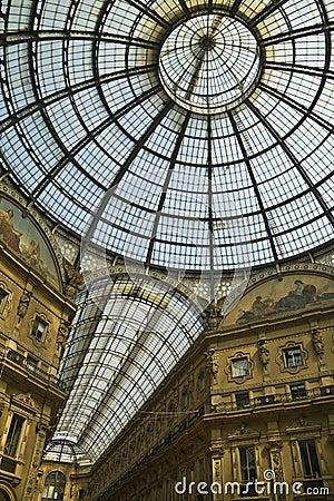 Milan - Vittorio Emanuele Gallery