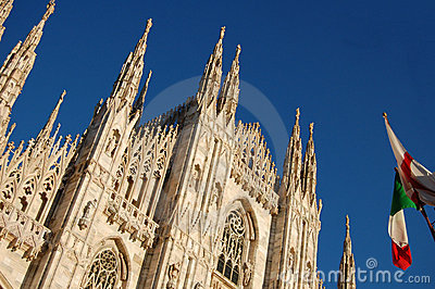 Milano s cathedral