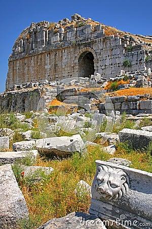 Milet amphiteater
