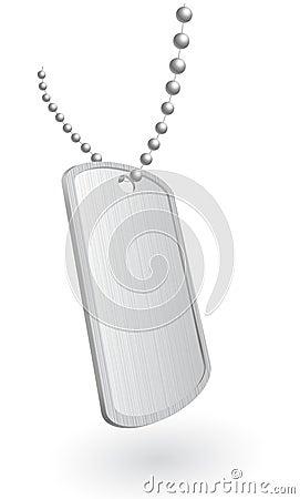 Military aluminum plate