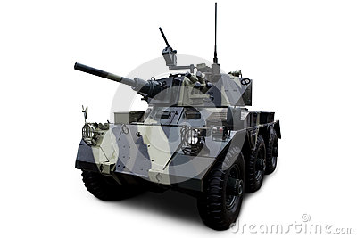 Military Armored Tank
