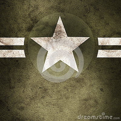 Free Military Army Star Background Royalty Free Stock Photography - 31579647