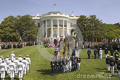 Military branches Editorial Photo