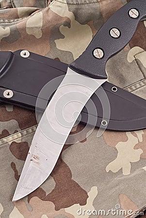 Military Combat Knife