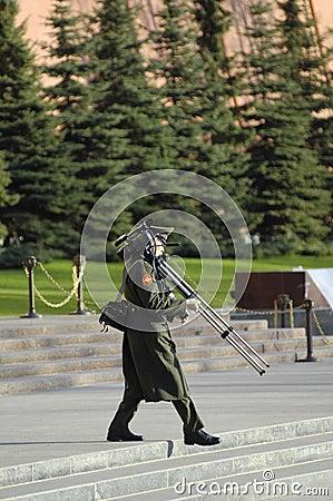 Military correspondent Editorial Photography