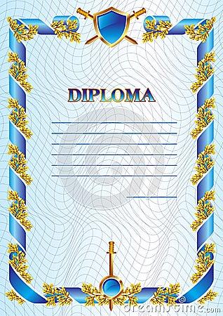 Military diploma