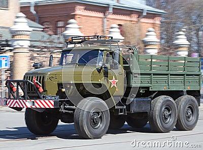 Military equipment Editorial Photo
