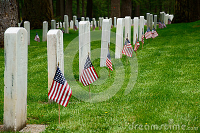 Military Grave Stones