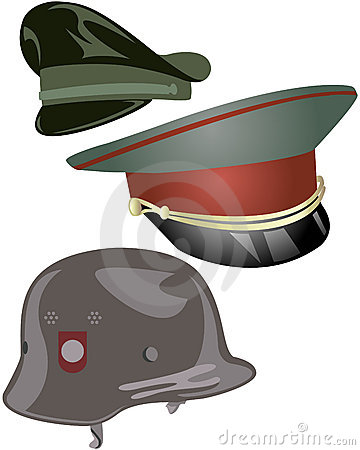 Military Hats and Helmet