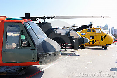 Military Helicopters Editorial Photo