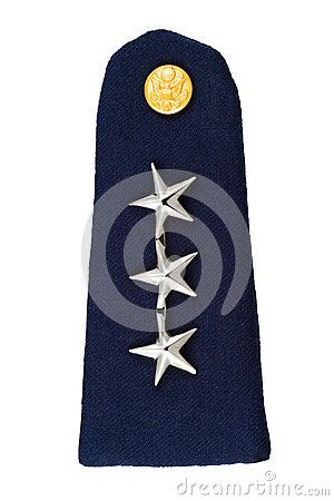 Military insignia of Lieutenant General