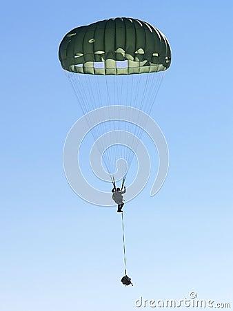 Military jump