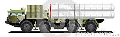Military launch vehicle