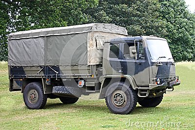 Military Lorry