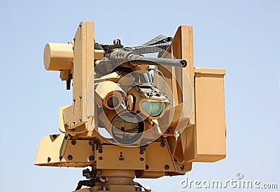 Military machine-gun