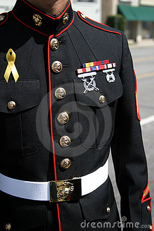 Free Military Man Royalty Free Stock Photos - 2484228