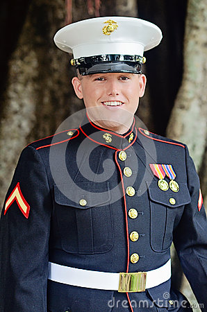Free Military Man Royalty Free Stock Photo - 33558075