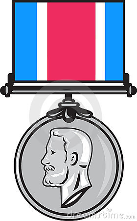 Military medal George Cross