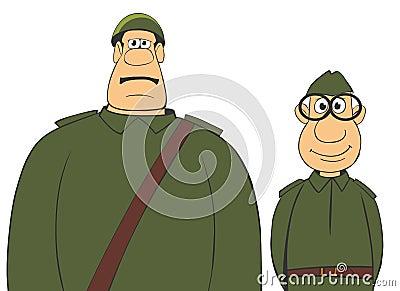Military men 2