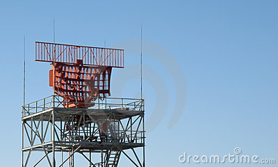 Military Radar Tower