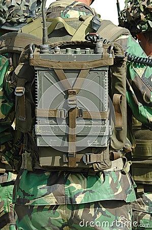 Free Military Radio Royalty Free Stock Photo - 5919695