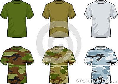 Military Shirts