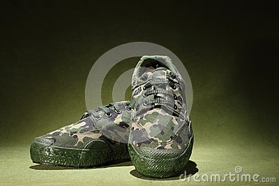Military Shoes