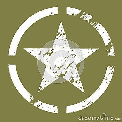 Military Star Symbol