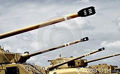 Military Tanks