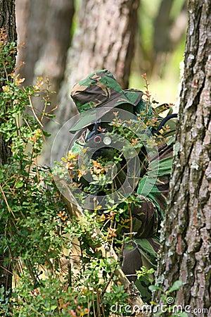 Free Military Training Combat Stock Photography - 5197932