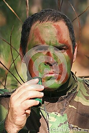 Free Military Training Combat Stock Image - 7002741
