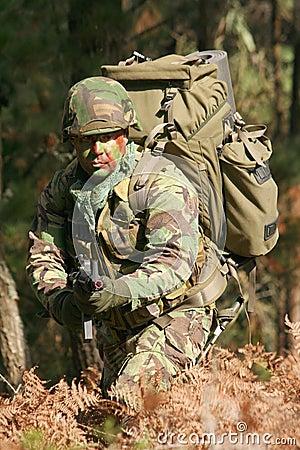 Free Military Training Combat Stock Photography - 7002812