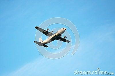 Military Transport Airplane (C-130)