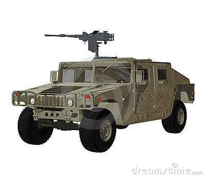Military vehicle 1