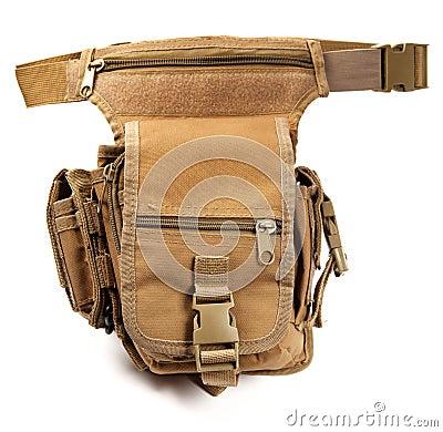 Military waist bag