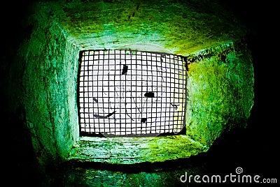 Militära catacombs