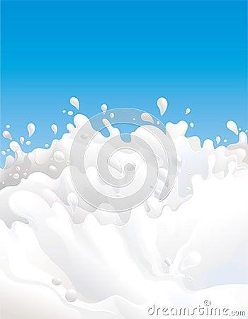 Free Milk Stock Photography - 27249782