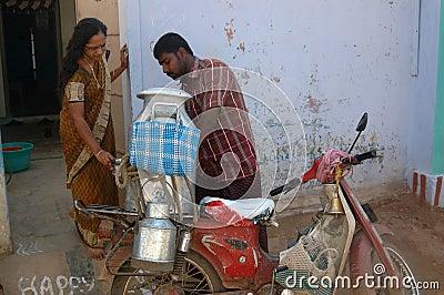 Milk Production in India