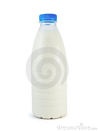 Free Milk In Plastic Bottle Royalty Free Stock Photo - 10844585