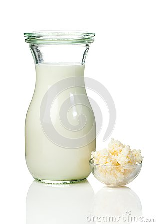 Free Milk Kefir Grains Royalty Free Stock Photo - 102328745